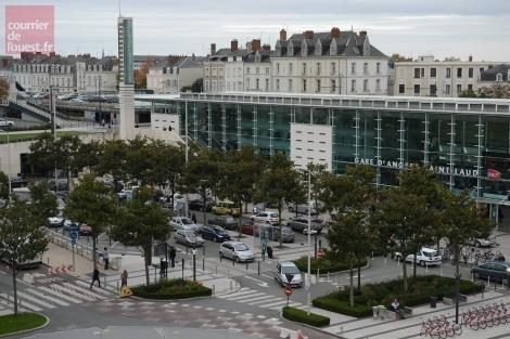 Gare SNCF – Angers (49)